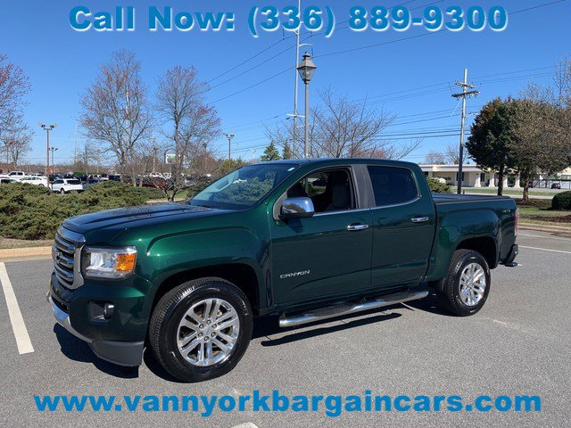 Used 2016 GMC Canyon in High Point, NC