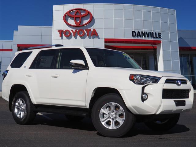 New 2020 Toyota 4Runner in Danville, VA