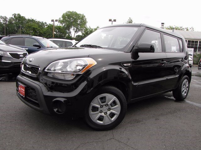 2013 Kia Soul at Tarrytown Honda