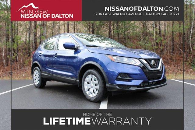 New 2020 Nissan Rogue Sport in Dalton, GA