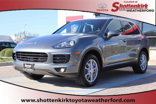 Used 2016 Porsche Cayenne in Granbury, TX