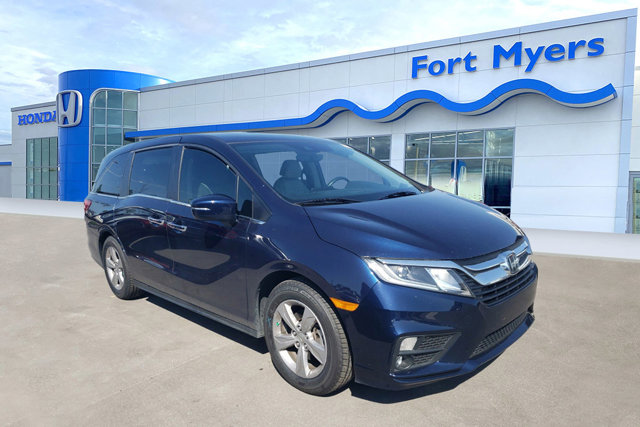 Used 2018 Honda Odyssey in Fort Myers, FL