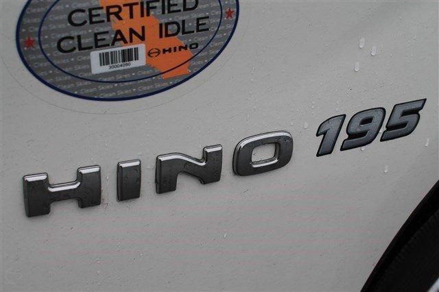 New 2015 Hino 195