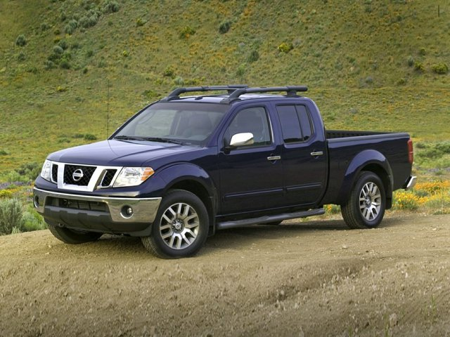 2020 Nissan Frontier PRO-4X Crew Cab 4x4 PRO-4X Auto Regular Unleaded V-6 3.8 L/231 [6]