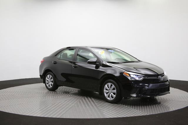 2016 Toyota Corolla for sale 122666 40
