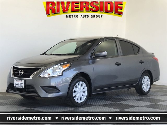 2019 Nissan Versa Sedan S Plus S Plus CVT Regular Unleaded I-4 1.6 L/98 [11]