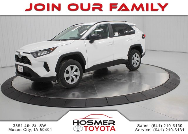 New 2020 Toyota RAV4 in Mason City, IA