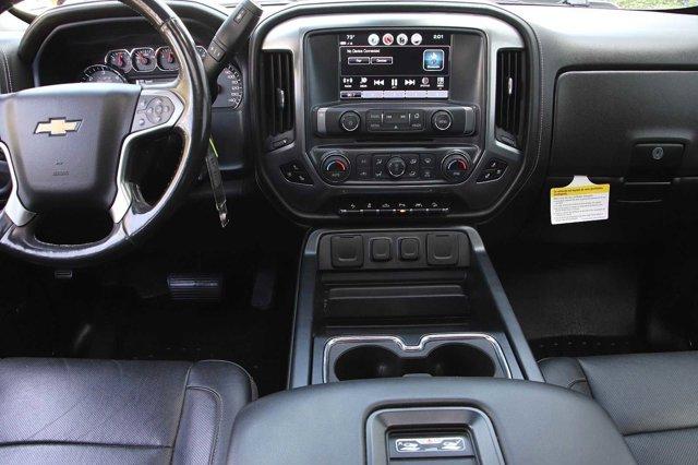 Used 2018 Chevrolet Silverado 1500 4WD Crew Cab 153.0 LTZ w-2LZ