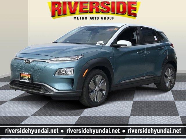 2020 Hyundai Kona EV SEL SEL FWD Electric [0]