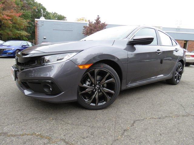 New 2020 Honda Civic Sedan in Paramus, NJ