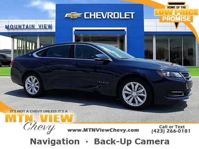 New 2019 Chevrolet Impala in Chattanooga, TN