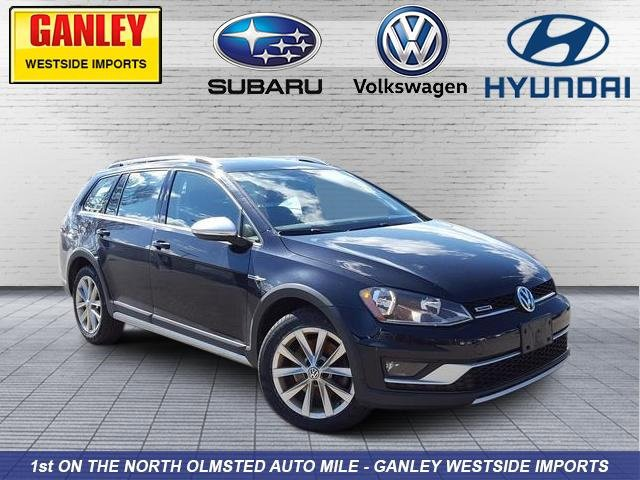 Used 2017 Volkswagen Golf Alltrack in Cleveland, OH