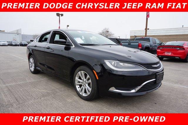 Used 2015 Chrysler 200 in Chalmette, LA