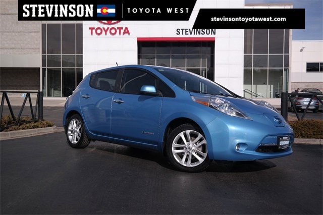 Used 2013 Nissan LEAF in Lakewood, CO