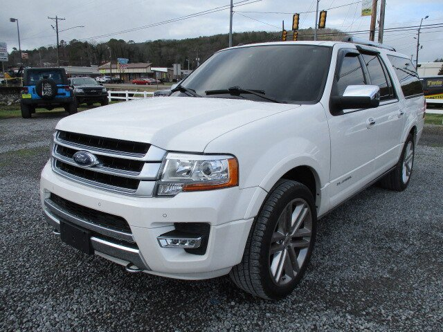 Used 2015 Ford Expedition EL in Fort Payne, AL