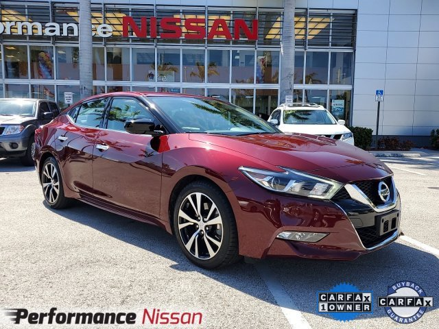Used 2018 Nissan Maxima in Cleveland, OH