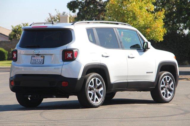 2015 Jeep Renegade Latitude 4