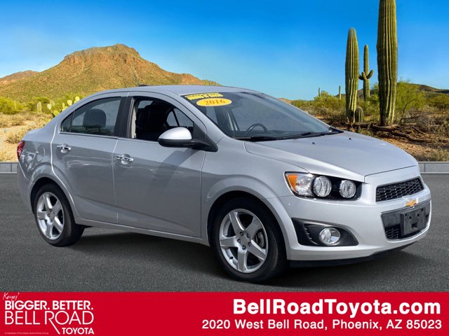 Used 2016 Chevrolet Sonic in Phoenix, AZ