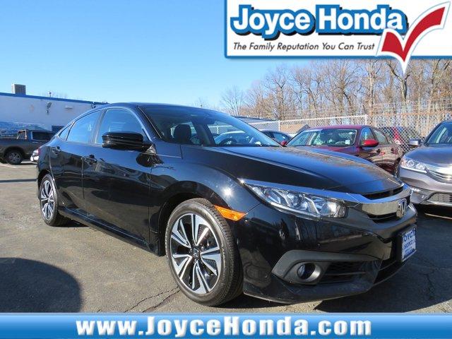 Used 2016 Honda Civic Sedan in Denville, NJ