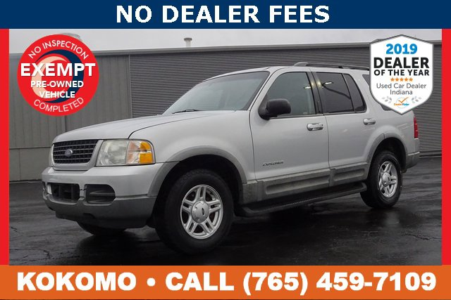 Used 2002 Ford Explorer in Indianapolis, IN