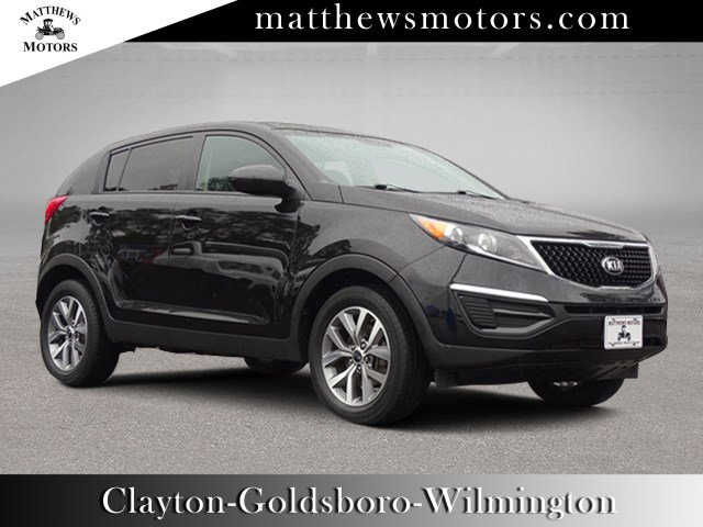 Used 2016 KIA Sportage in , NC
