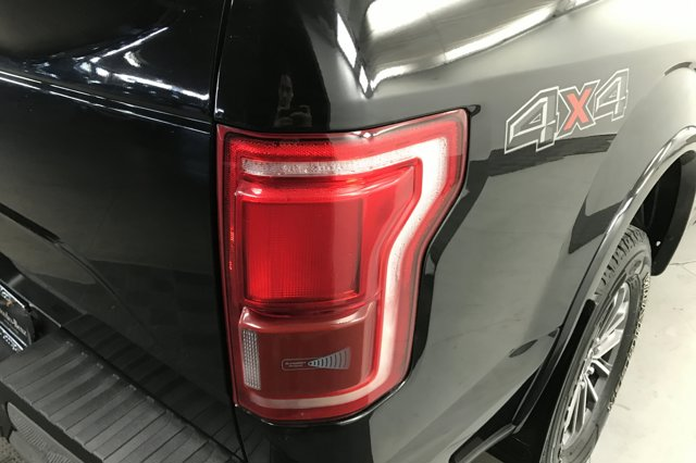 Used 2017 Ford F-150 Lariat 4WD SuperCrew