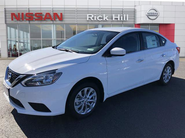 New 2019 Nissan Sentra in Dyersburg, TN