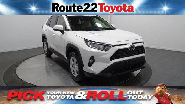 New 2020 Toyota RAV4 in Hillside, NJ