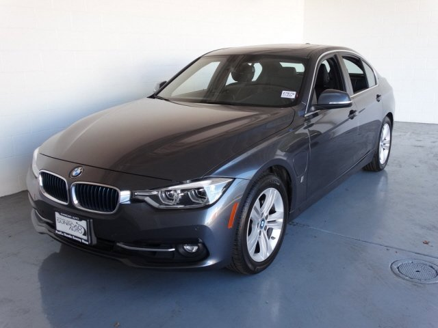 Used 2018 BMW 3 Series in San Diego, CA