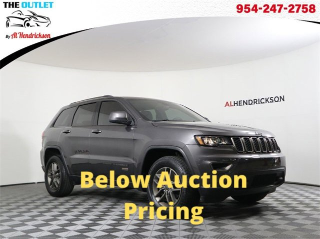 Used 2017 Jeep Grand Cherokee in Coconut Creek, FL