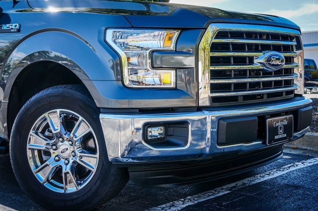 2016 Ford F-150 at Cookeville Honda