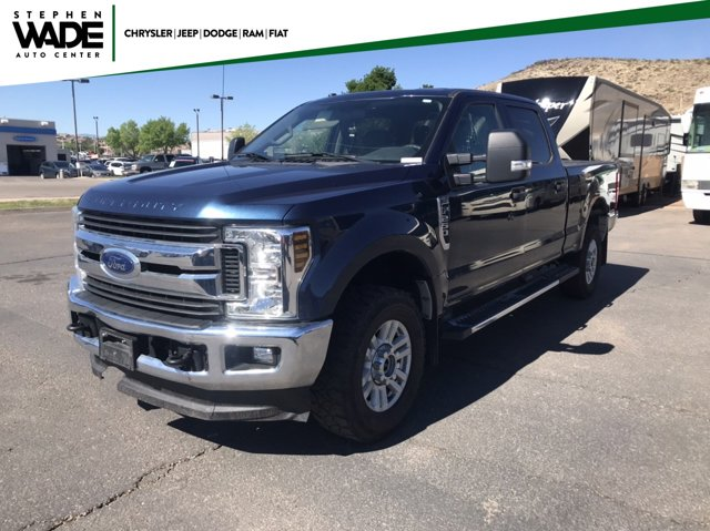 Used 2018 Ford F-250 XLT