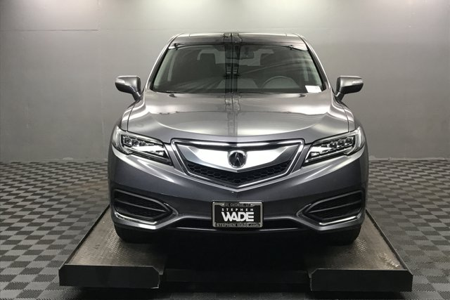 Used 2017 Acura RDX w-Technology Pkg