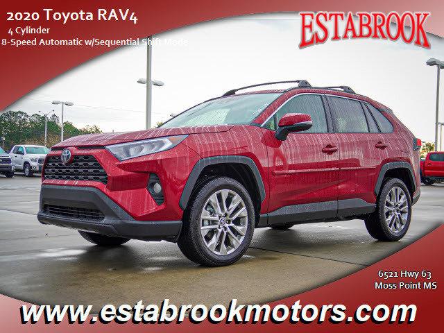 New 2020 Toyota RAV4 in , MS