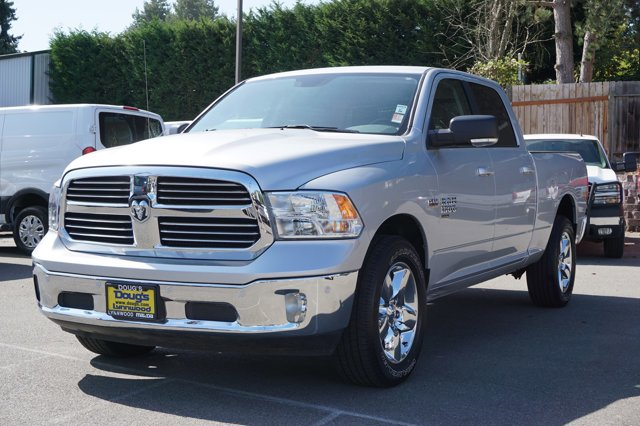 Used 2019 Ram 1500 Classic in Lynnwood Seattle Kirkland Everett, WA