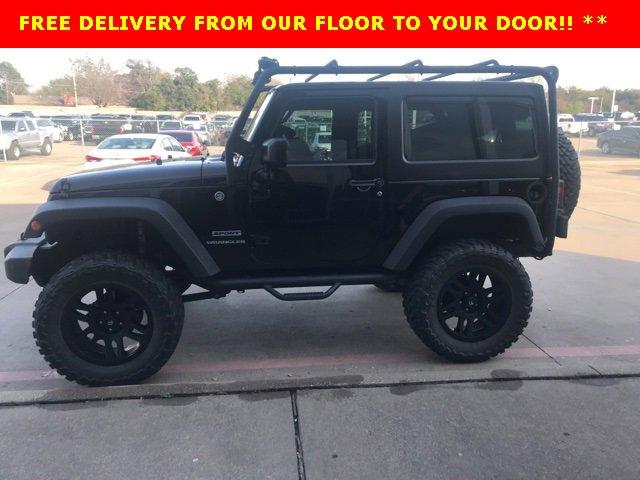 Used 2016 Jeep Wrangler in Hurst, TX