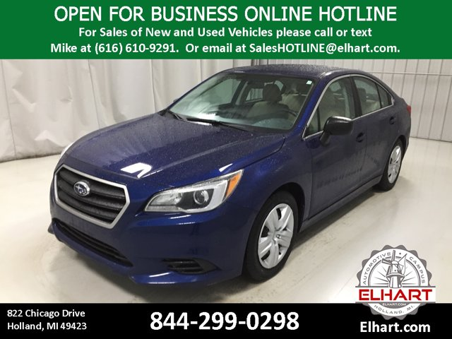 Used 2017 Subaru Legacy in Holland, MI