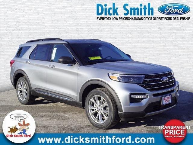 Kansas City Ford Dealers >> 2020 Ford Explorer Xlt 1fmsk8dhxlgb52523 Greenway