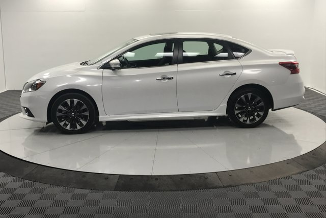 Used 2017 Nissan Sentra SR Turbo