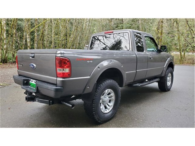 2011 Ford Ranger Sport 4x4 Pickup LOW MILES 6ft Bed
