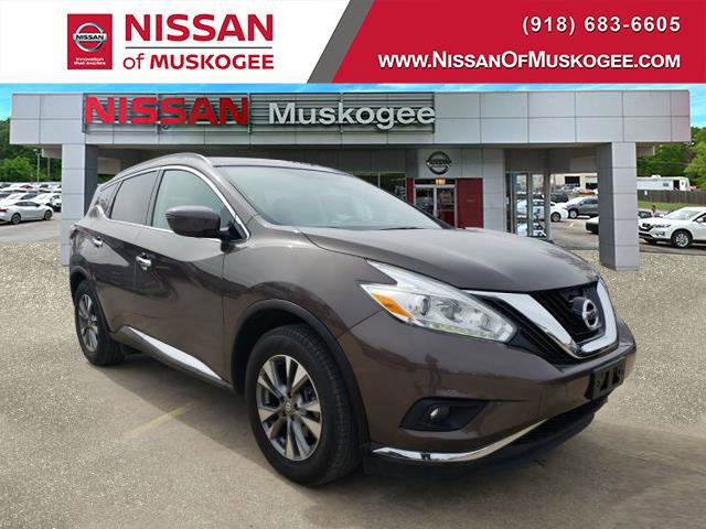 Used 2016 Nissan Murano in Muskogee, OK