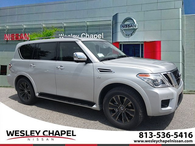 New 2019 Nissan Armada in Wesley Chapel, FL