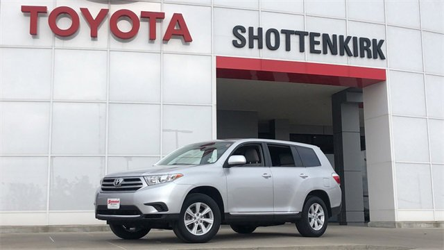 Used 2013 Toyota Highlander in Quincy, IL