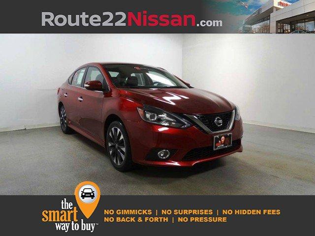 2017 Nissan Sentra SR SR CVT Regular Unleaded I-4 1.8 L/110 [11]