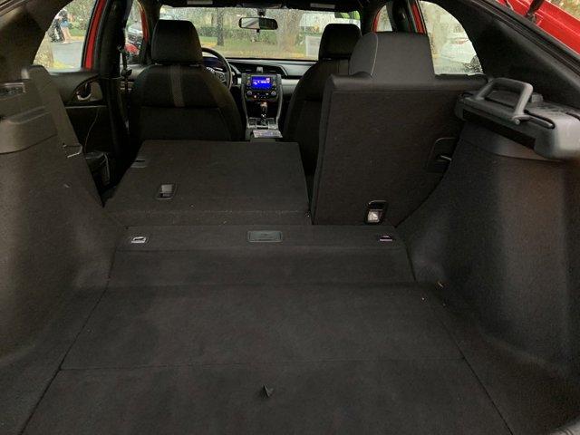 Used 2017 Honda Civic Hatchback in Vero Beach, FL