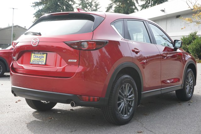 Used 2018 Mazda CX-5 Sport AWD