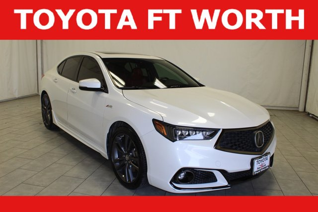 Used 2019 Acura TLX in Fort Worth, TX
