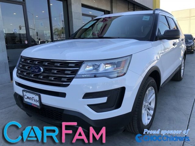 Used 2017 Ford Explorer in Rialto, CA