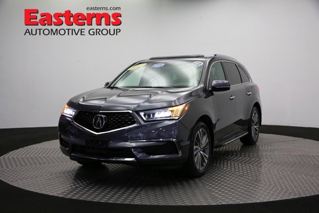 2017 Acura MDX Technology Sport Utility