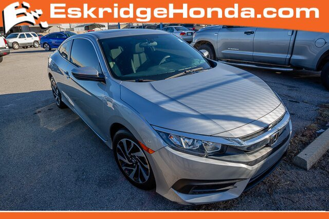 Used 2016 Honda Civic Coupe in Oklahoma City, OK